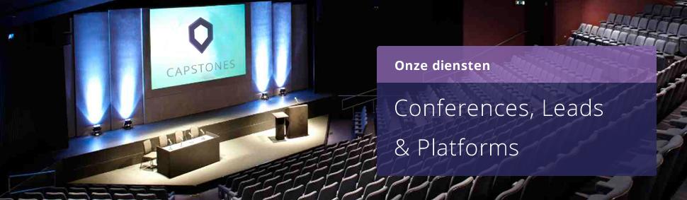 Conferences, Leads & Platforms